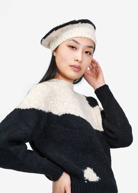 Paloma Wool Tere Beret - Cream