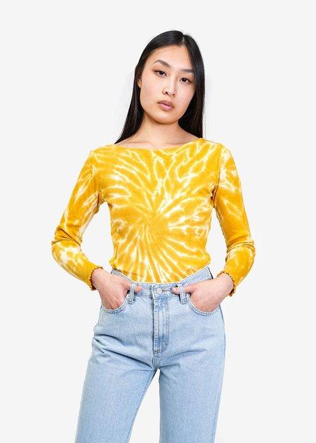 Paloma Wool Flor Shirt - Yellow