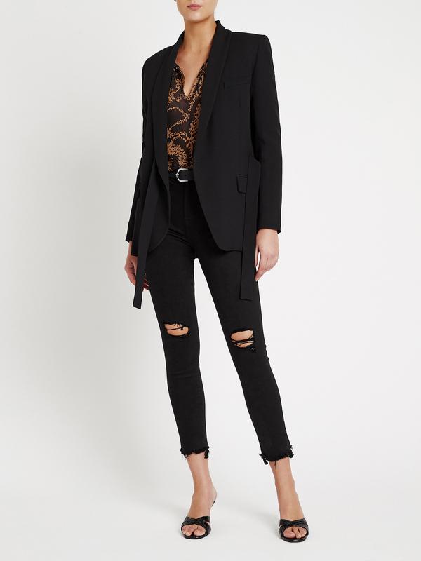 IRO Dachsie Jacket - black