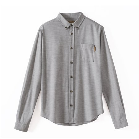 Basus Haze Shirt - Gray
