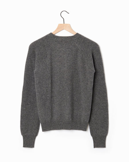 LouLou Studio Levanzo Sweater - Anthracite