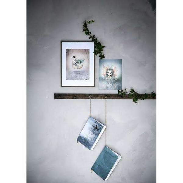 Kids Mrs. Mighetto 2-Pack Miss Bianca and the Swan Boat Limited Edition Prints