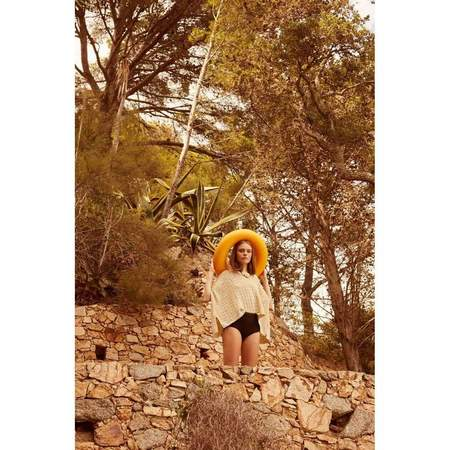 Louise Misha Aloe Pullover Sweater