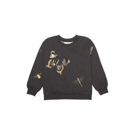 Kids Soft Gallery Babs Sweatshirt - Black