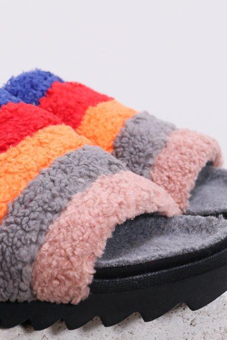 Roam Brite Sandals - Rainbow