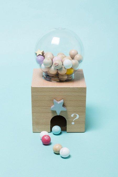 Kids kiko & gg* Bingo Gatcha Gatcha Candy Machine