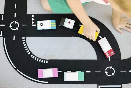 kids Candylab Toys Candycar - Speedway Set