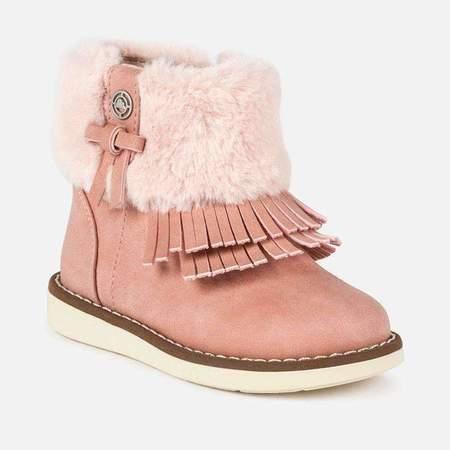 Kids Mayoral Dahlia Boot - Pink