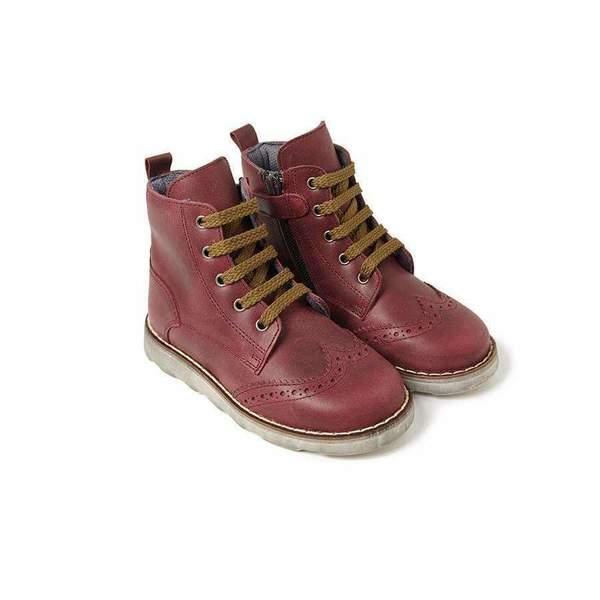 Kids Sonatina Dexter Shoes - Bordeaux