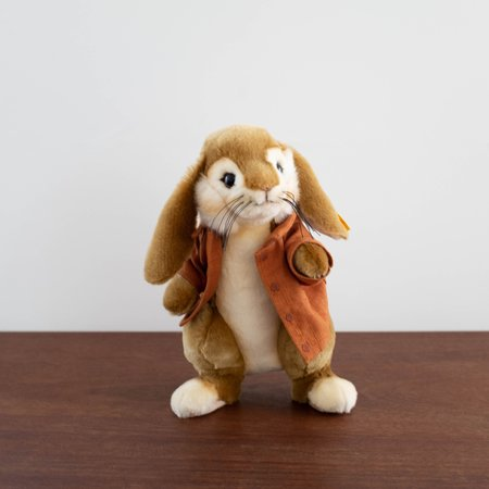 Kids Steiff Benjamin Bunny Collectible Doll - Brown/Beige