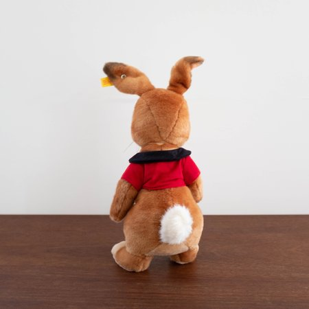 kids Steiff Flopsy Bunny Collectible Doll - Brown/Beige