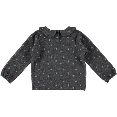 kids Búho Georgine Liberty Collar Top