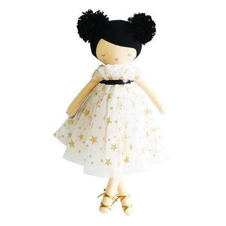 kids Alimrose Iris Pom Pom Doll - Gold Star