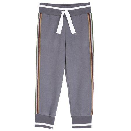 KIDS Émile et Ida Jogger trousers - Tornado Grey