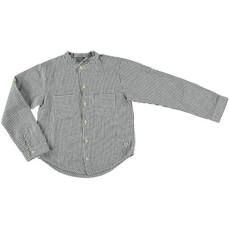 Kids Tocoto Vintage Long Sleeve Striped Shirt