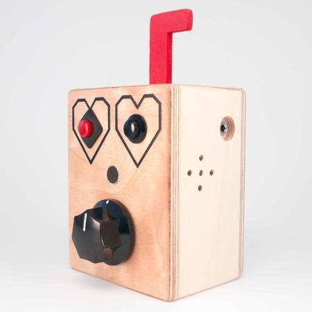 kids Brandnewnoise Lil' Mib - message in a box