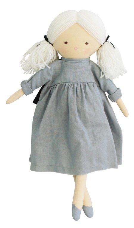 kids Alimrose Matilda Doll - Grey