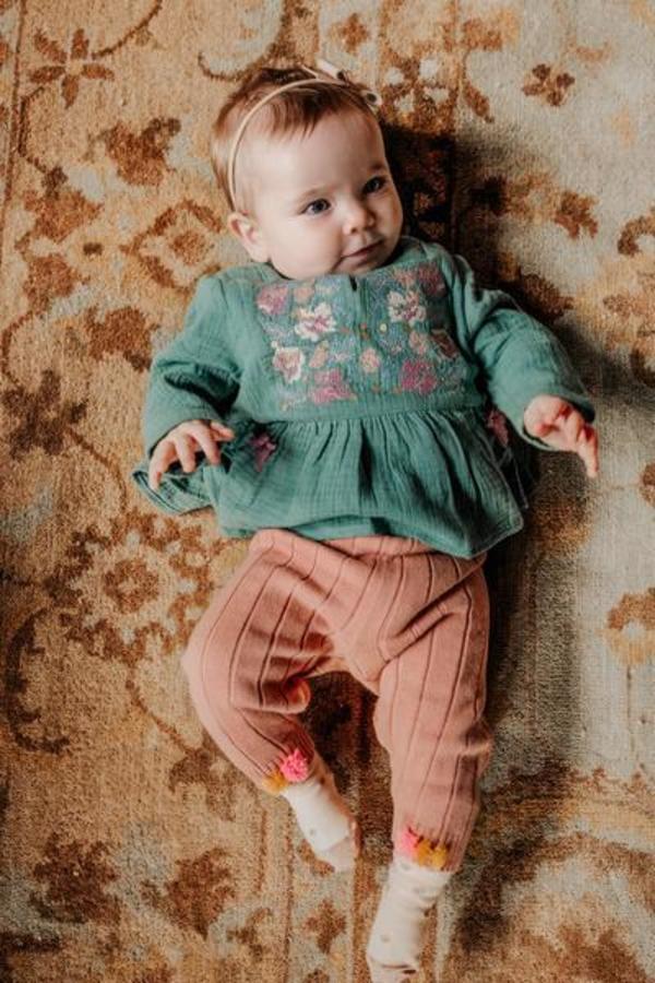 KIDS Louise Misha Midory Leggings - Sienna