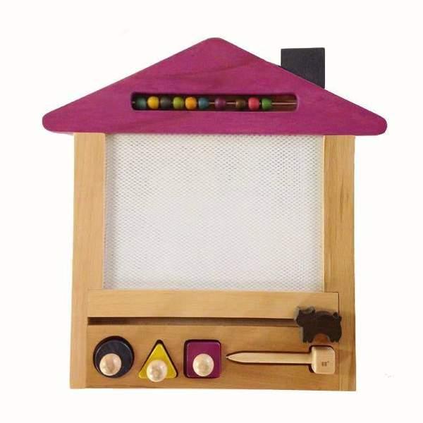 Kids kiko & gg* Oekaki House Magic Drawing Board - Cat