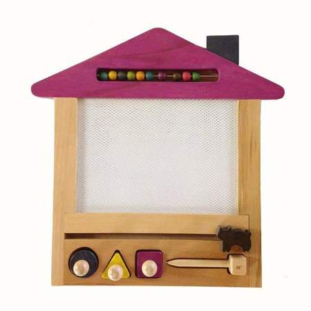 KIDS kiko+ & gg* Oekaki House Magic Drawing Board - Cat