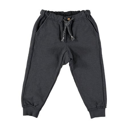kids Búho Oscar Jogging Pant - dark gray