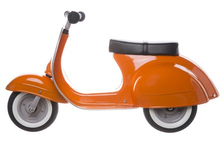 kids Ambosstoys PRIMO ride on toy - Orange