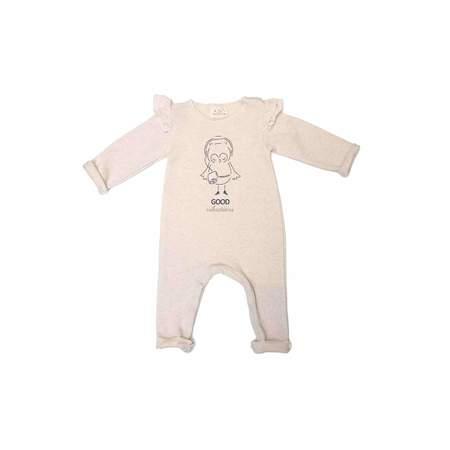 KIDS Les Petites Choses Pyjmix Good Vibrations Pyjama - PINK