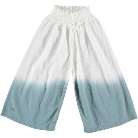 Kids Tocoto Vintage Tie-Dye Palazzo Trouser