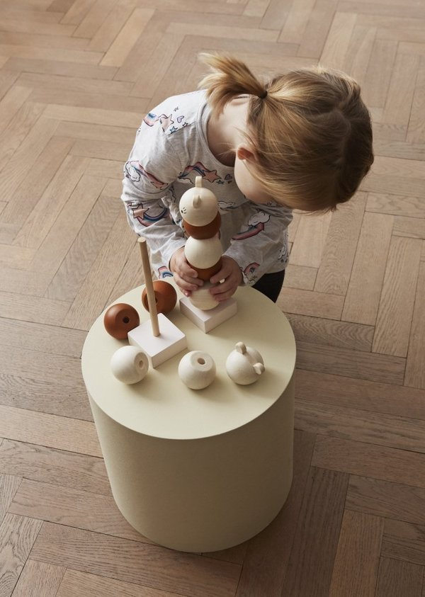 Kids OYOY Wooden Stacking Lala