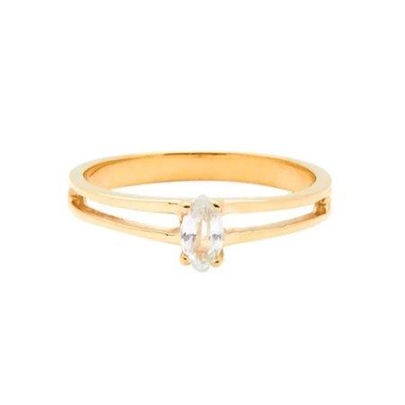 Tarin Thomas Reagan Ring - Rose Gold