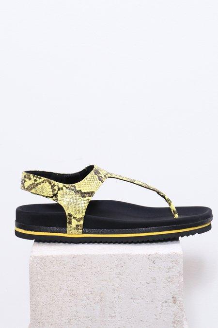 Roam Bora Sandals - Yellow