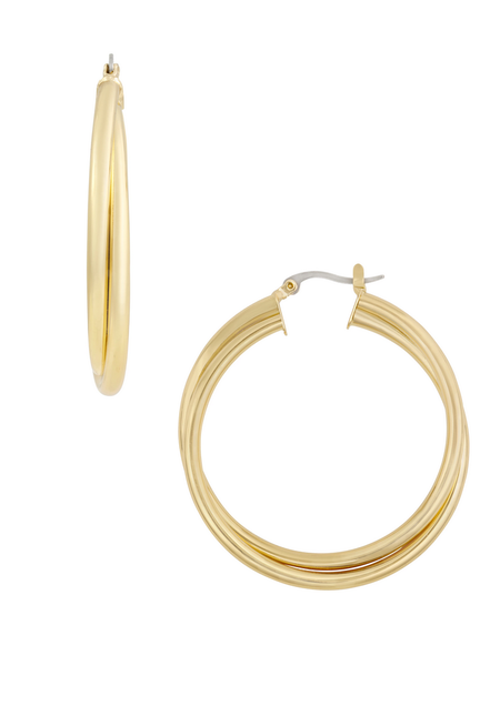 Five and Two Remi Earring - Gold Plated