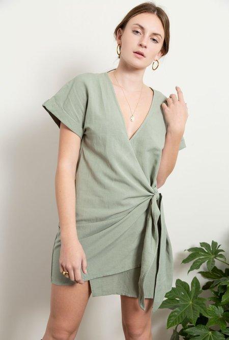 Rhythm Leblon Dress - Ivy