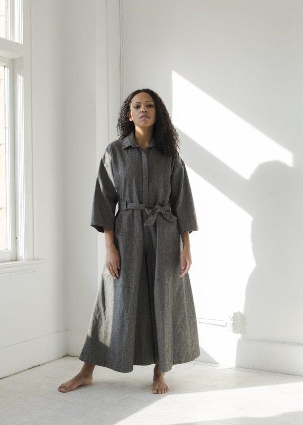 Esby Apparel Scarlett Jumpsuit - Shadow Stripe