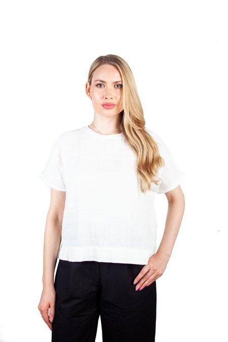 Odeyalo Blossom Top - White