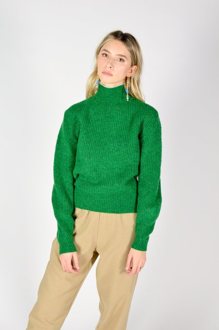 Paloma Wool Himalaya Sweater - Medium Green