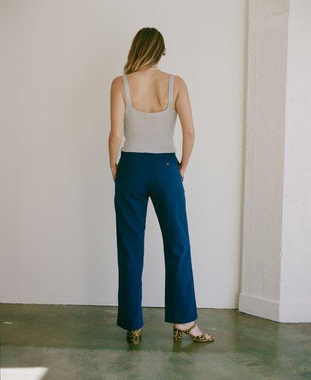 Paloma Wool Volta Pant - Ink Blue
