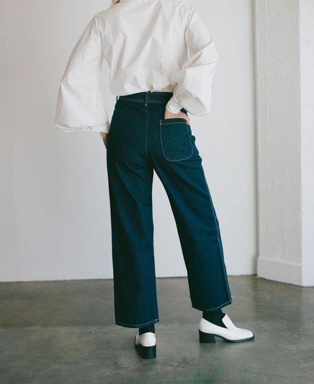 Shaina Mote Straight Jean - Indigo