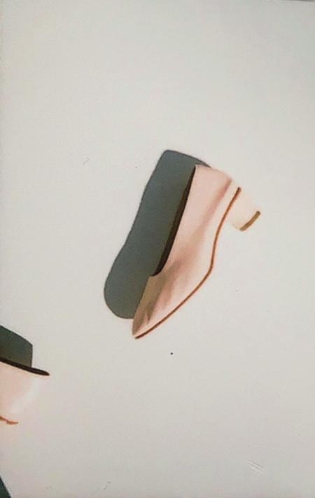 Martiniano High Glove Pump - Peach