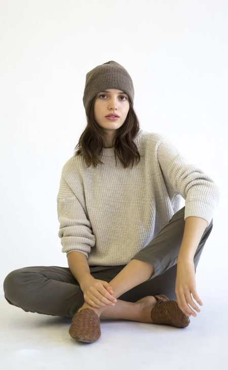 Unisex It Is Well L.A. Ribbed Beanie