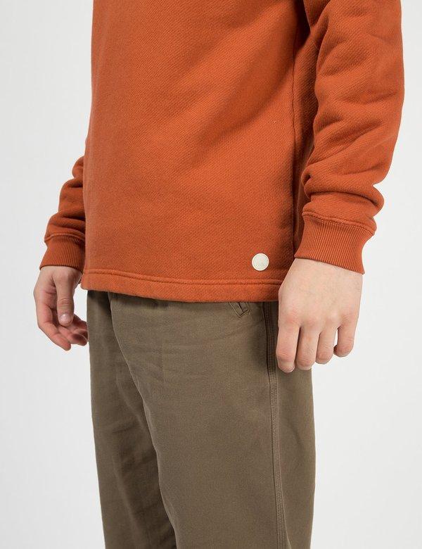 Folk Clothing Everyday Sweatshirt - Cinnamon