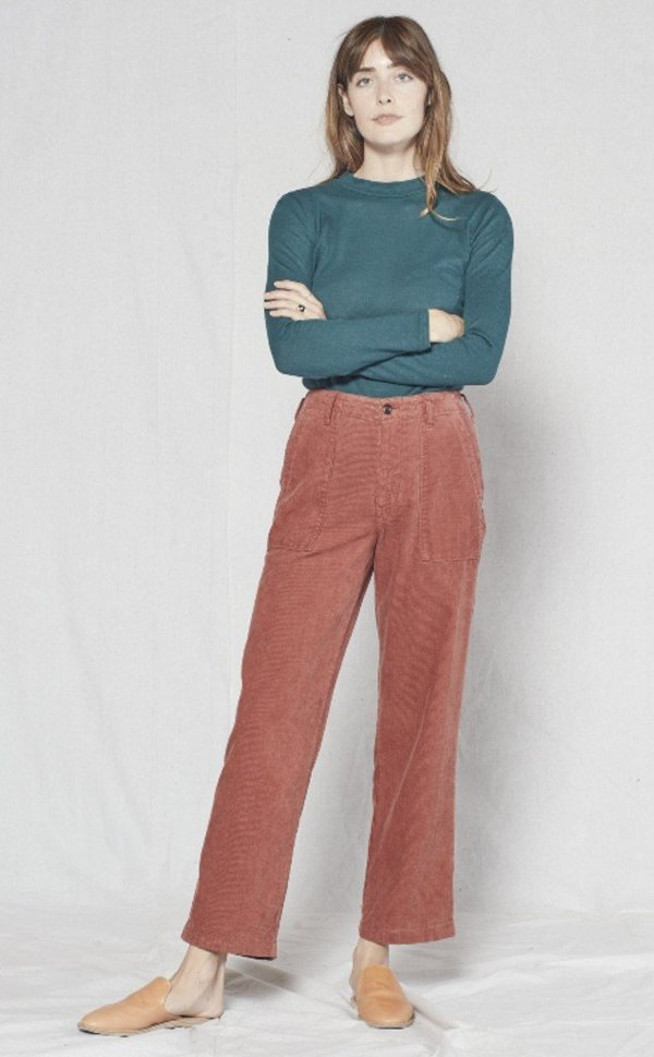 Outerknown Corduroy Field Pant