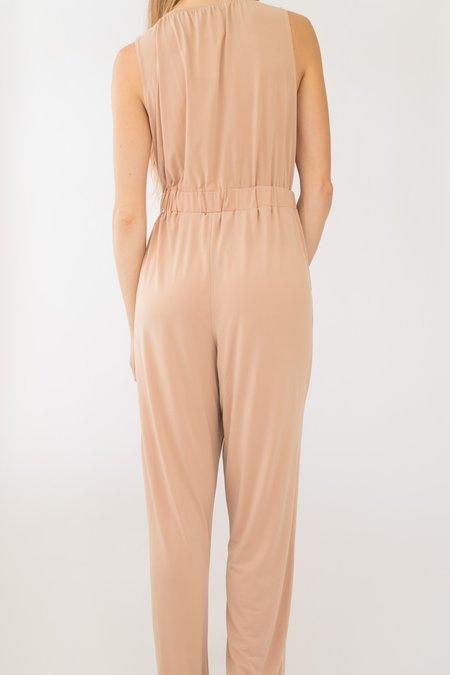 Vintage Jumpsuit - Nude