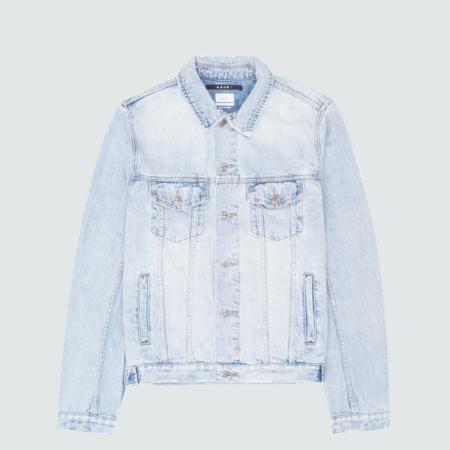 Ksubi Classic Jacket - Karma Blue