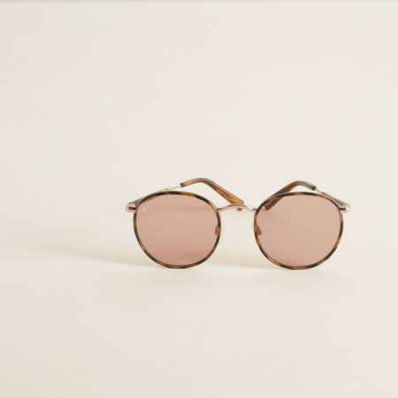 Raen Mason Sunglasses - Gold/Sand Dune/Petal