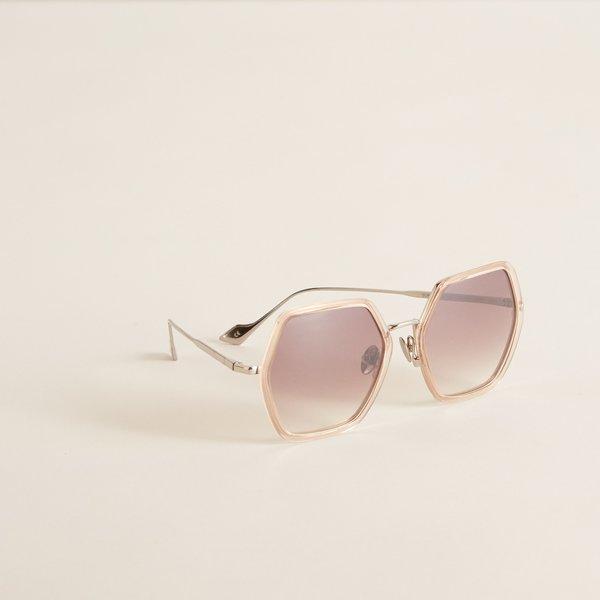 Sunday Somewhere Elizabeth Sunglasses - Pink