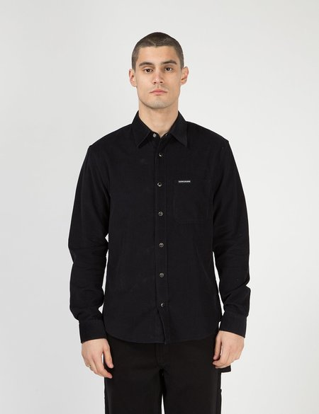Calvin Klein Corduroy Shirt - Black