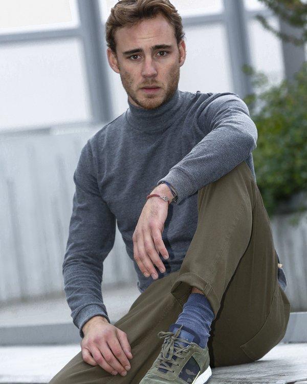 Basus Marin Trousers - Khaki