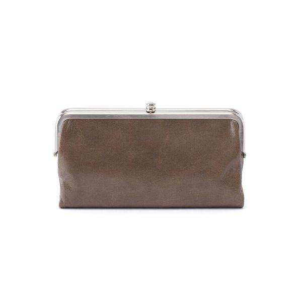 hobo international The Lauren clutch-wallet - Shadow