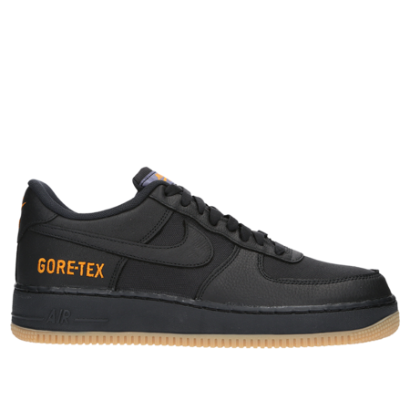 Nike Air Force 1 GTX - Black/Light Carbon/Bright Ceramic